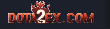 dota2ex的logo